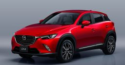 Mazda CX-3: Diesel only in Japan, Natural Sound Smoother standard