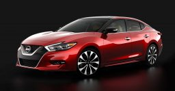 A36 Nissan Maxima seen in Super Bowl ad, outed by Nissan