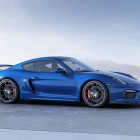981 Porsche Cayman GT4 coupe photo gallery