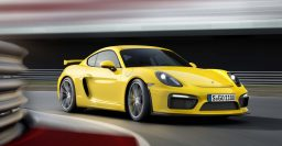 981 Porsche Cayman GT4 uses 283kW 3.8L engine from 911