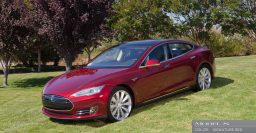 Tesla Model S over-the-air update will reduce 0-60mph time