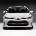 2019 Toyota Avalon: Production starts 2018 along with 2019 Lexus ES