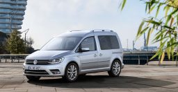Volkswagen Caddy: Fifth-gen van has evolutionary looks