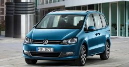 7N Volkswagen Sharan facelift: New lights, engines, tech
