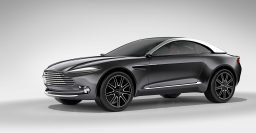 2020 Aston Martin Varekai to be its first SUV, based on DBX concept?
