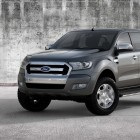 T6 Ford Ranger facelift: New front, interior with touchscreen