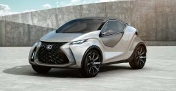Lexus LF-SA concept might morph into Smart ForTwo rival