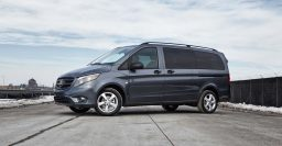 W447 Mercedes-Benz Metris is a Vito van for the USA, Canada