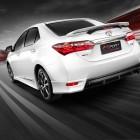 Toyota Corolla Altis ESport Nurburgring Edition photo gallery