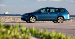 Mark VII Volkswagen Golf SportWagen offers no GTI thrills