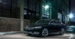 2015/2016 Chevrolet Impala Midnight Edition coming summer