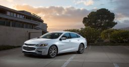 2016 Chevrolet Malibu starts at $22,500, turbo or hybrid only