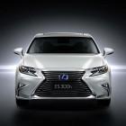 XV60 Lexus ES facelift is mild, debuts ES200 2L option