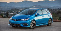 2017 Toyota Corolla iM: First US Corolla hatch in 24 years