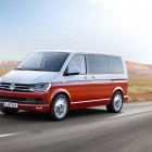 T6 Volkswagen Transporter van photo gallery
