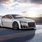 Audi TT Clubsport Turbo concept photo gallery