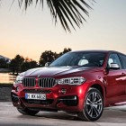 F16 BMW X6 coupe SUV photo gallery