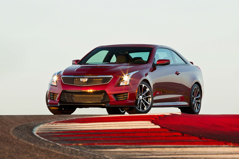 My2016 Cadillac Ats V Sedan Photo Gallery Between The Axles
