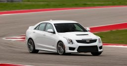Cadillac ATS sedan axed for 2019, coupe lives on for now