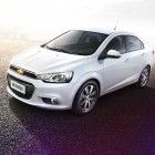 T300 Chevrolet Aveo 2014 Chinese facelift photo gallery
