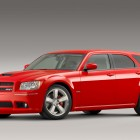 Dodge Magnum clocked at 153mph in Detroit