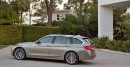 2019 G31 BMW 3-Series wagon won't be sold in the US