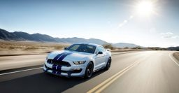 Ford Mustang production halted due to sales dive, workers get paid holiday