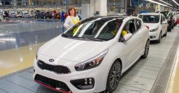 Kia Cee'd: One millionth Cee'd rolls out of factory