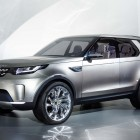 2014 Land Rover Discovery Vision concept photo gallery