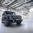 W463 Mercedes-Benz G-Class 2015 facelift photo gallery