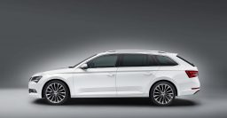 2015 Skoda Superb Combi: Wagon bests sedan in looks