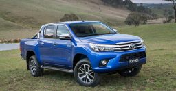 Toyota Hilux 8th-gen ute has new 2.4L diesel engine