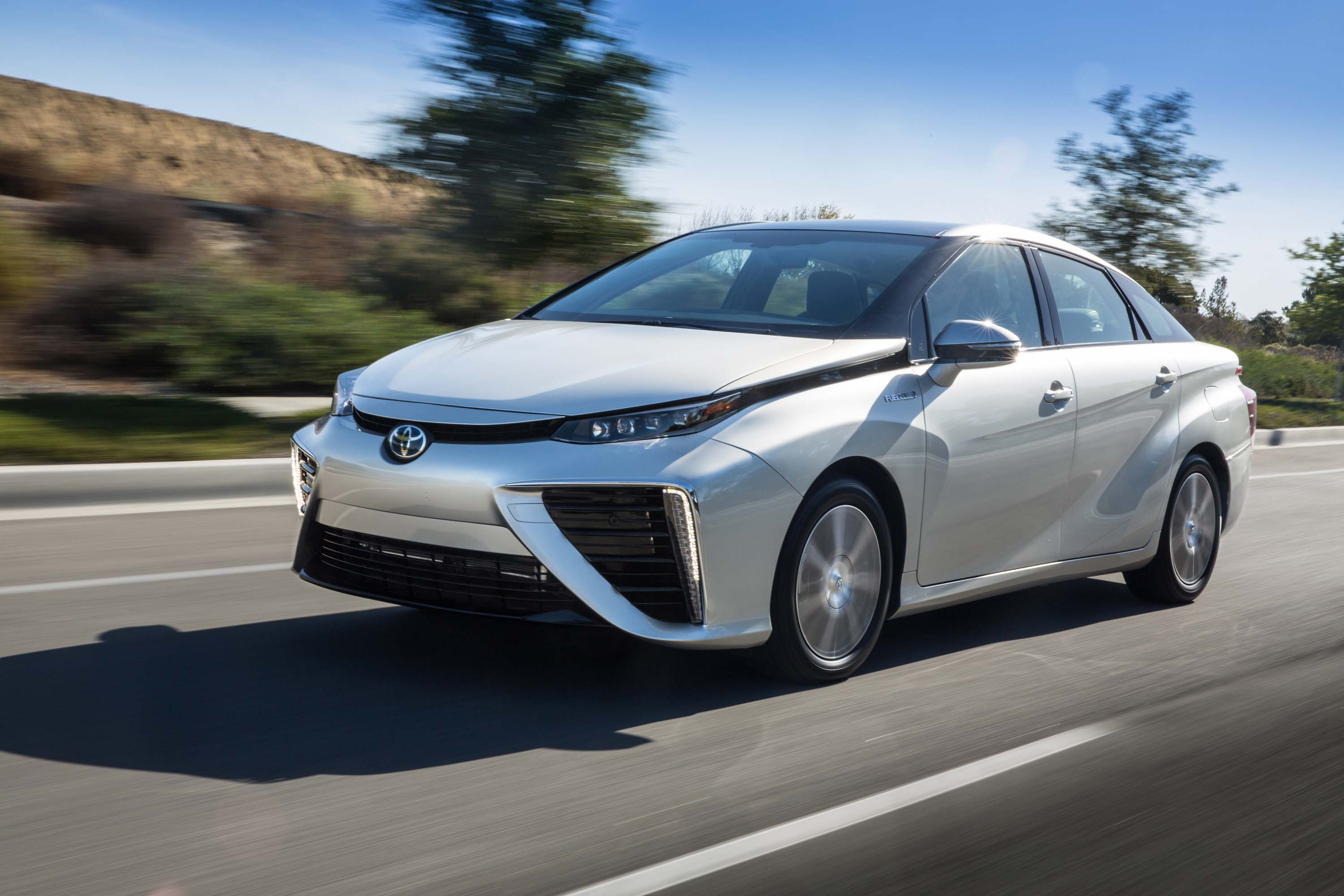 Toyota Mirai Etymology What Does Its Name Mean Between