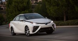 Toyota Mirai on sale from October in California, still ugly