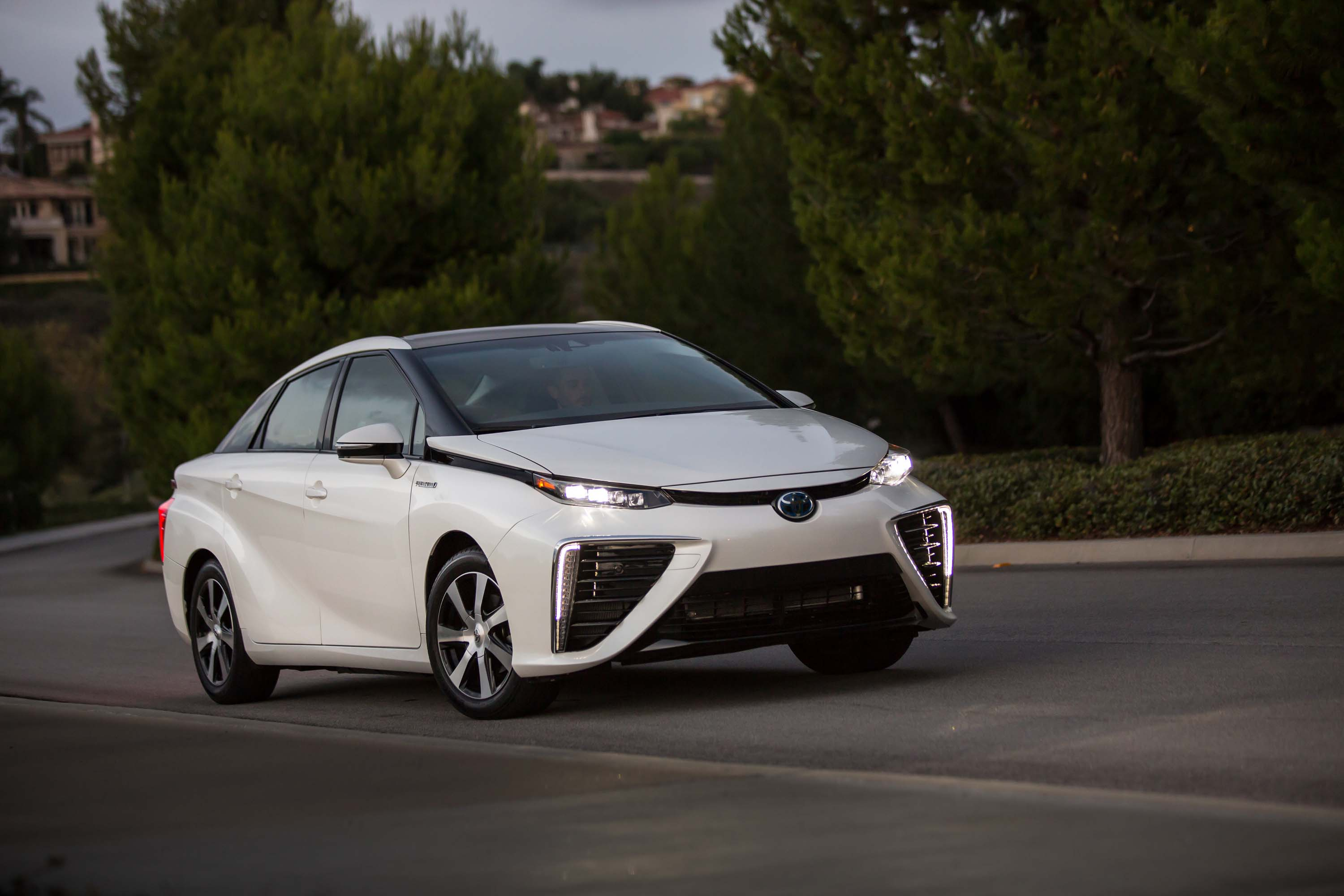 Toyota Stevens Creek >> Toyota Mirai on sale from October in California, still ugly | Between the Axles