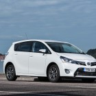 2014 AUR20 Toyota Verso facelift photo gallery