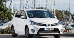 2015 AUR20 Toyota Verso: Trend Plus model joins UK range