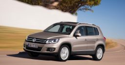 2018 Volkswagen Tiguan Limited: Old model lives on for another year