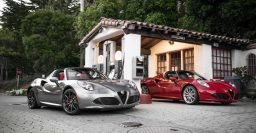 Alfa Romeo 4C Spider (Type 961) priced from $64k in the USA