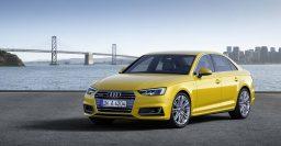 2017 Audi A4 (B9): No diesel for US in wake of dieselgate