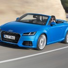 Typ 8S Audi TT Roadster photo gallery