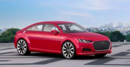 2021 Audi TT could be a four door coupe only for fourth generation