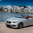 F23 BMW 2-Series convertible photo gallery