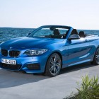 F23 BMW M235i convertible photo gallery