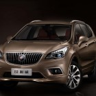Buick Envision (first generation Chinese market) photo gallery