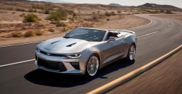 2017 Chevrolet Camaro prices slashed, manual only base model added