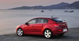 2016 Chevrolet Cruze hatchback to be sold in the US