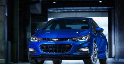 2016 Chevrolet Cruze: New 1.4L turbo, different style