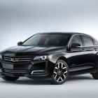 Chevrolet Impala Blackout Concept (10th gen) photo gallery