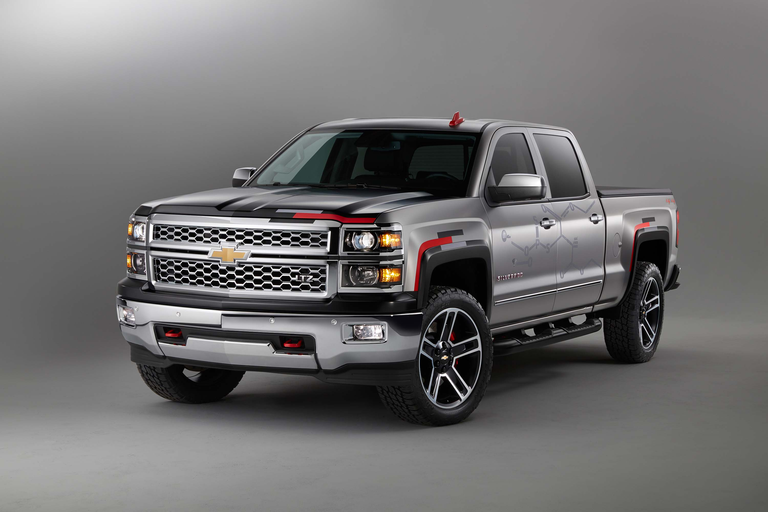Gmc Special Edition Trucks >> 2019 Chevrolet Silverado will have part-aluminum body | Between the Axles